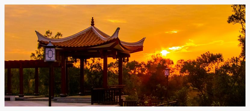 泉州桃花山公园