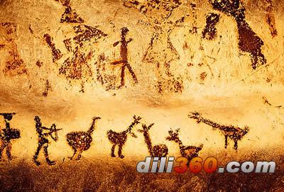 全球六大史前洞穴壁画:奇异的远古文明(图)