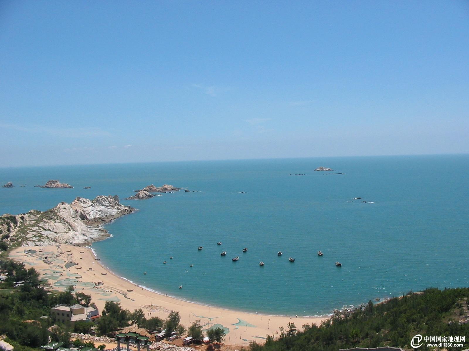 赏黄金海滩,品味特色水产小吃 到湄洲岛住宿 day7:20日&